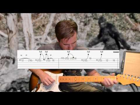 Human Nature - John Mayer - Guitar Tutorial with TAB