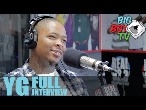 Download YG FULL INTERVIEW | BigBoyTV