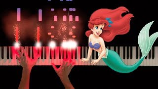 Under The Sea (Piano Cover) - The Little Mermaid