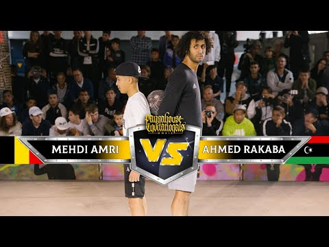Mehdi Amri (BEL) VS Ahmed Rakaba (LBY) | TOP 16, Panna World Championships 2019