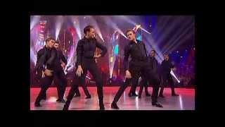 Johannes og Claudia danser Showdance - Vild Med Dans 2014