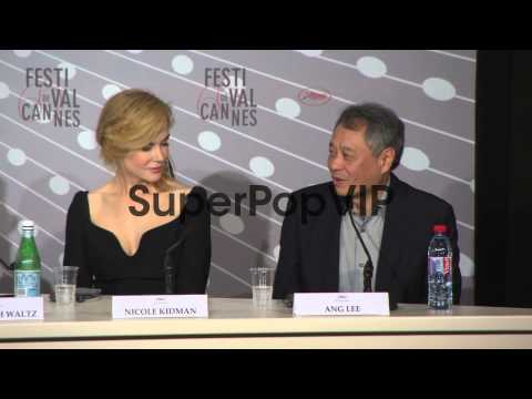 INTERVIEW - Ang Lee on being afraid of jugding movies, be...
