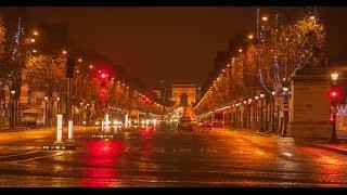 """Seven European Countries"" A 4K Time-lapse film"