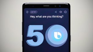 50 Bixby Voice Commands (Galaxy S9/Note 8)