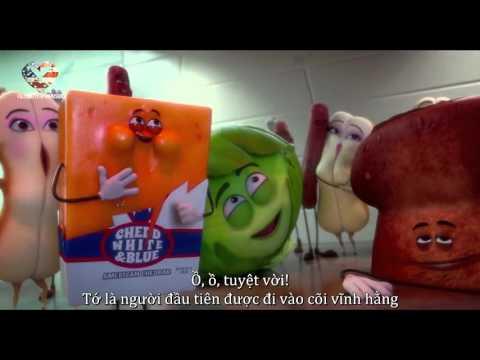 [Vietsub] Sausage Party | Đại Tiệc Xúc Xích - Official Trailer #1