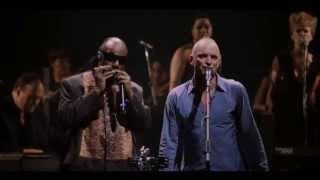 Sting with Stevie Wonder - Brand New Day (Sting 60th Birthday)