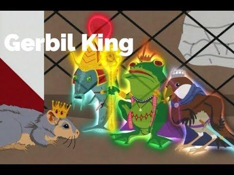Lemmiwinks (Gerbil King)-South Park (Lyrics)