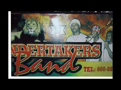 UNDERTAKERS ONE MAN BAND  live at demeco roof gorden guyana