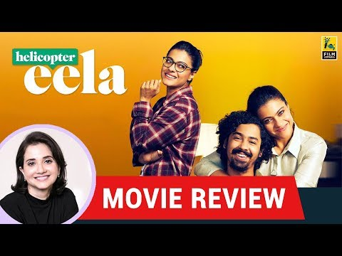 Anupama Chopra's Movie Review of Helicopter Eela | Kajol | Riddhi Sen | Tota Roy Chowdhury