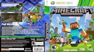 Minecraft - Xbox 360 Gameplay