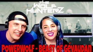 POWERWOLF - Beast Of Gévaudan (Official Video) THE WOLF HUNTERZ Reactions