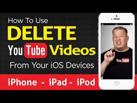  How to Delete a YouTube Video from iPhone iPod iPad