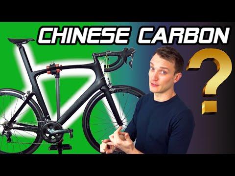 CHEAP CHINESE CARBON Bike Frames - A Good Idea???