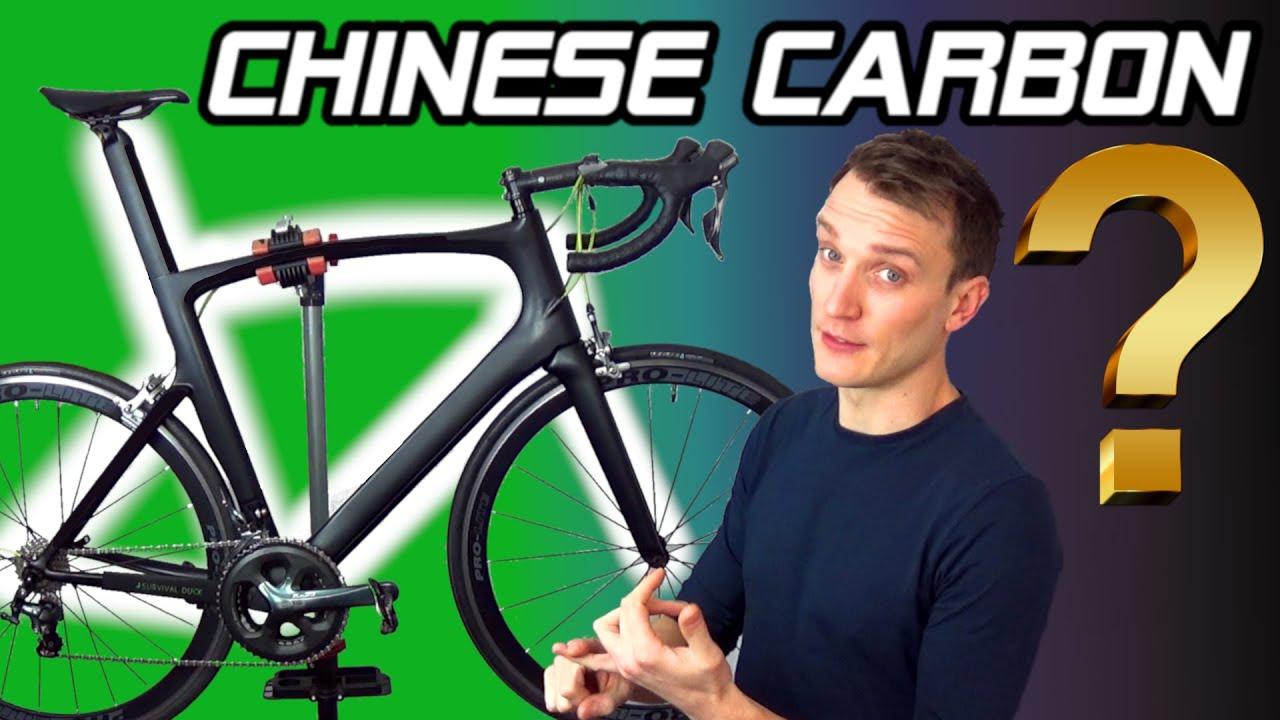 Cheap Chinese Carbon Bike Frames A Good Idea Youtube
