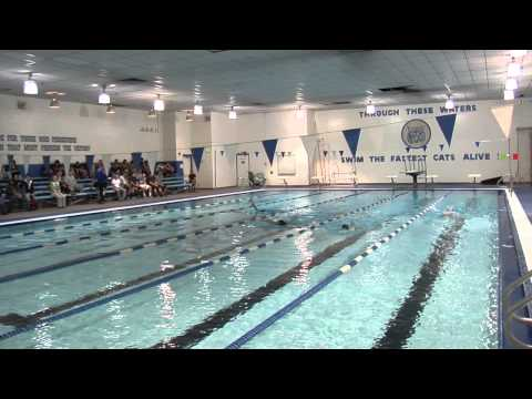 Pueblo Central High school students swimming for a cause