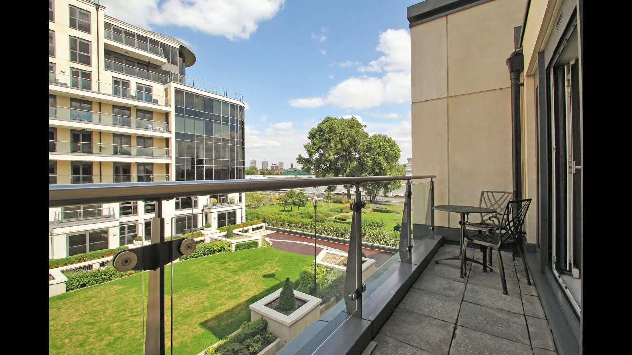 Two Bedroom Apartment   Banyan House   Imperial Wharf   SW6 - YouTube