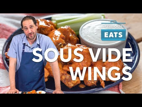 How to Make Sous Vide Chicken Wings | Serious Eats