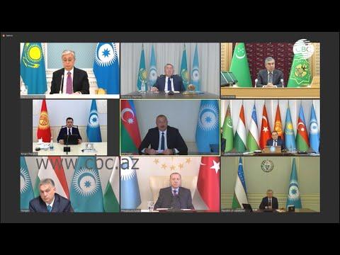 Тюркский мир поздравил Азербайджан с победой в Карабахе!