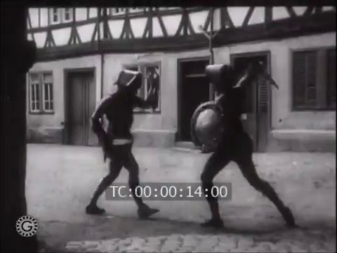 History of duelling in Germany, 1956