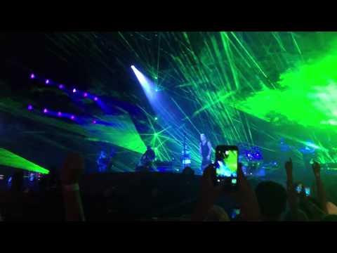 Robbie Williams live at Bucharest 2015 (summary)