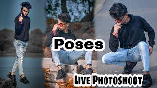 Attitude Pose Live Photoshoot Tips, cutetusu photography