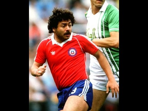 Goles de Carlos Caszely Selección Chilena