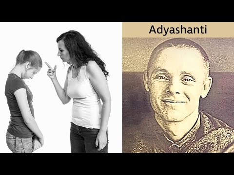 🕉😀 Your Parents Are NOT Responsible For Your Suffering - Adyashanti