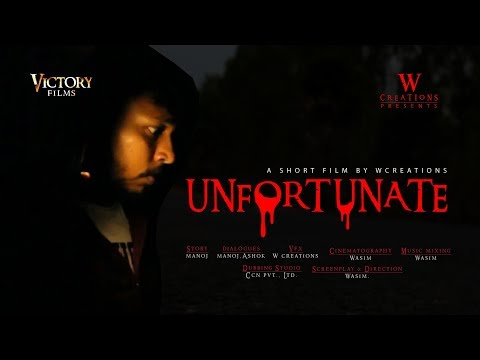 UNFORTUNATE TELUGU SHORT FILM