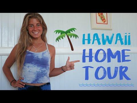 HAWAII HOME TOUR