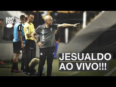 AO VIVO: JESUALDO FERREIRA | COLETIVA AO VIVO (23/01/20)