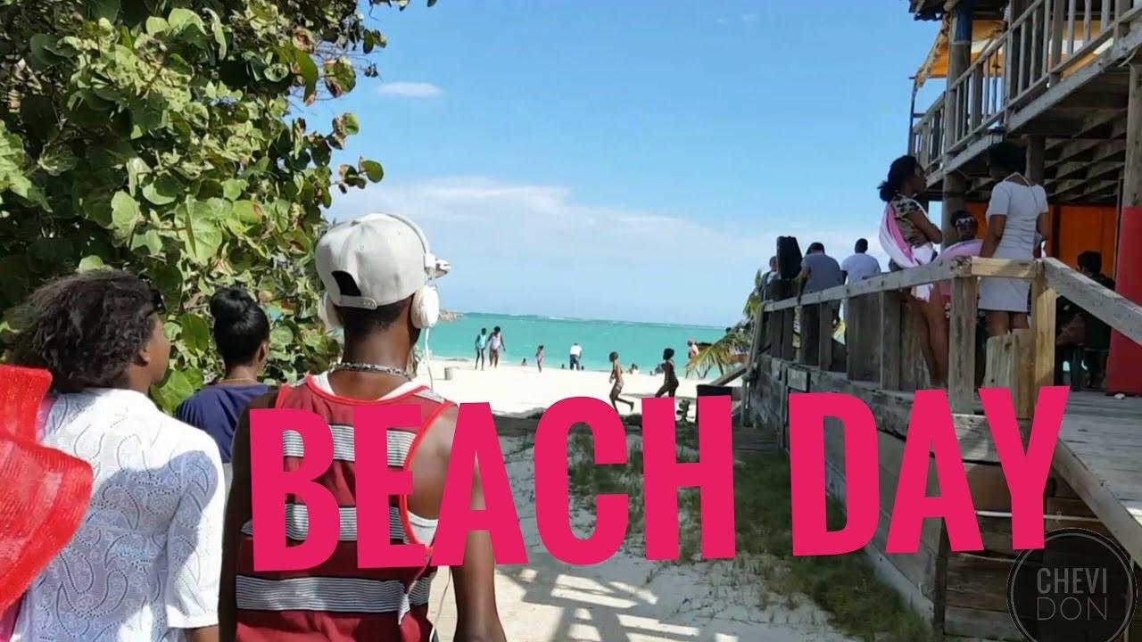 ( VLOG #6) BEACH DAY || CHEVI DON VLOGS - YouTube