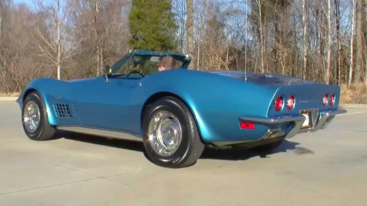 135045 / 1971 Chevrolet Corvette Stingray