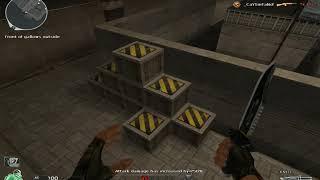 Crossfire Parkour Death Trap .-KAKUZU-.