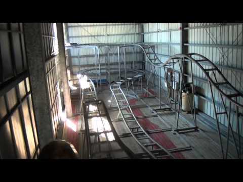 Pirates Hideaway Roller Coaster POV Casino Pier Seaside Heights New Jersey Shore