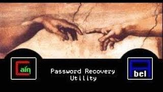Basics on the Hacking Tool Cain and Abel