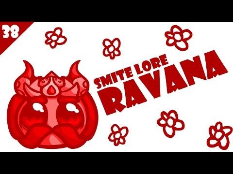 SMITE Lore Ep. 38 - Who is Ravana?
