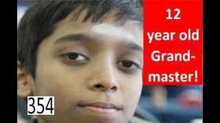 12 year old Grandmaster!