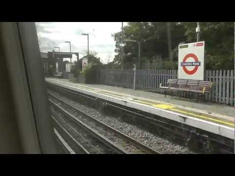 Full Journey on the Jubilee Line From Stanmore to Stratford