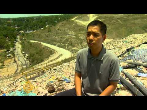 Philippines generates energy using trash