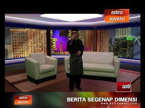 Lagu Raya nyanyian Zamani Slam istimewa buat penonton h Live!