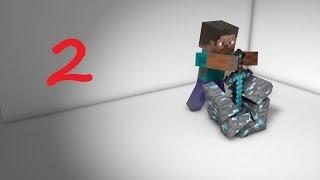 Minecraft Прохождение Серия 2 (В поисках еды)