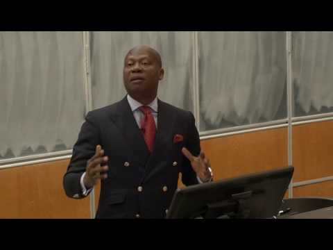 Distinguished Speaker Series, Prof. Ikechi Mgbeoji