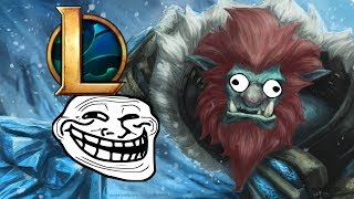 LoL Troll of Legends #3 - Funtage - Funny moments