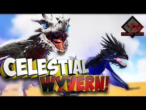 Приручаем Celestial Wyvern!  - Ark Survival Evolved Primal Fear #9