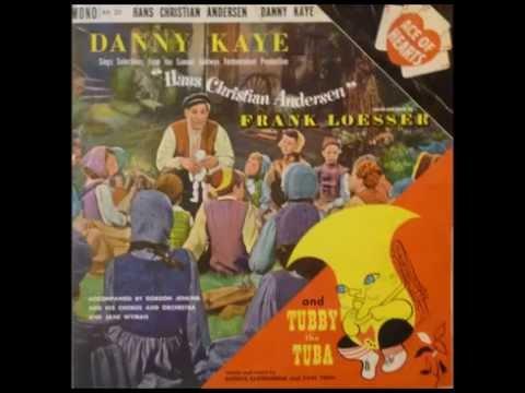 Hans Christian Anderson Soundtrack (1952)