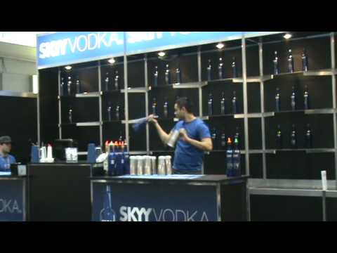 2nd place DFlair Skyy Global Flair Challenge