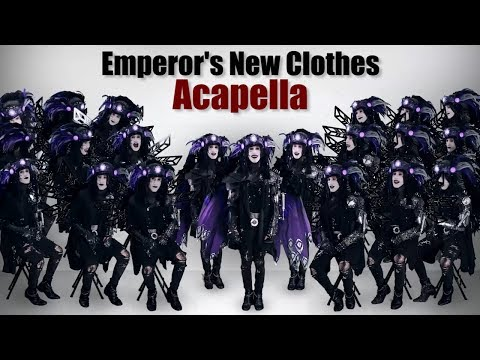 Panic! At The Disco - Emperor's New Clothes (Acapella Cover)