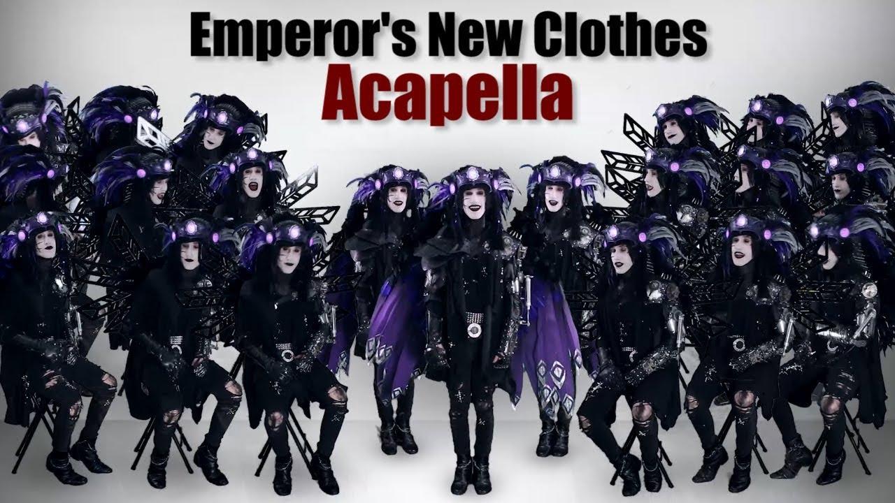 Emperor S New Clothes Panic At The Disco Album Cover