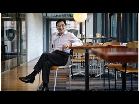 Lunch With Sumiko: Heng Swee Keat's steely resolve behind genial manner