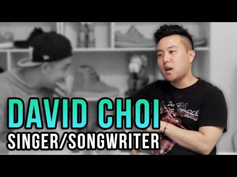 In My Living Room #1 with DAVID CHOI | Joseph Germani